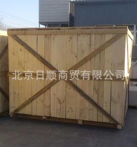 厂家生产封闭式实木包装箱 复合板实木包装箱 重型实木包装箱
