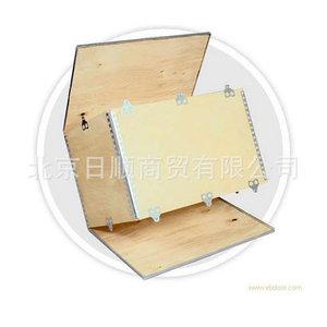 钢边木质包装箱 钢带包装箱 钢带无钉包装箱